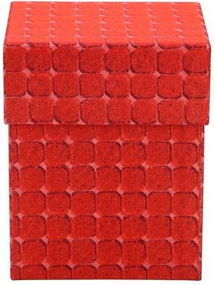 Large Domus Rosso Box