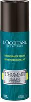 L'Occitane L'Homme Cologne Cedrat Spray Deodorant 130ml