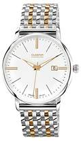 Dugena Gents Watch XL Premium 7090167 Analogue Quartz Stainless Steel