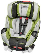 Evenflo SymphonyTM DLX All-In-One Car Seat in Grey/Green