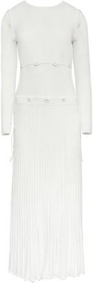 CHRISTOPHER ESBER Deconstructed Long Sleeve Dress