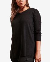 Lauren Ralph Lauren Plus Size Relaxed Sweater