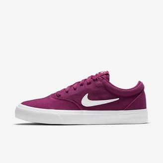 Nike Womens Skate Shoe SB Charge Canvas