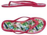 MC2 Saint Barth Toe post sandal