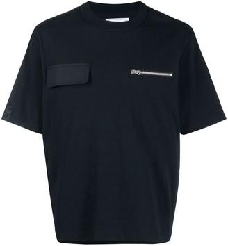Sacai two-pocket T-Shirt