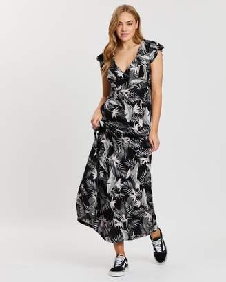 Volcom Pair O Dice Maxi Dress