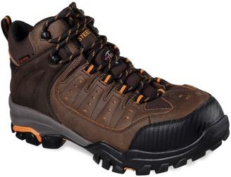 Skechers Relaxed Fit Delleker Lakehead Men's Waterproof Steel Toe Boots