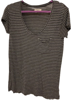 Madewell Grey Cotton Top for Women