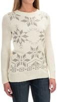 Woolrich Snowdrop Sweater (For Women)