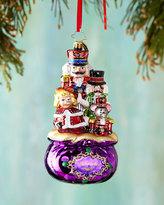 Christopher Radko Complete Suite Christmas Ornament