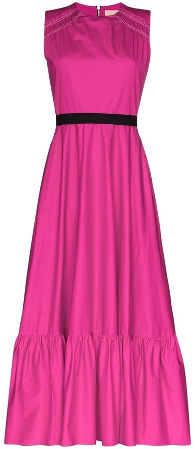 Roksanda Blaise pleated maxi dress