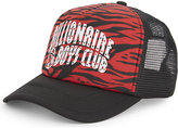 Billionaire Boys Club Camouflage Arch Logo Trucker Baseball Cap