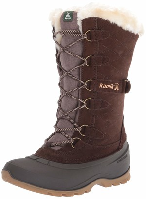 Kamik Women's Snovalley3 Snow Boot