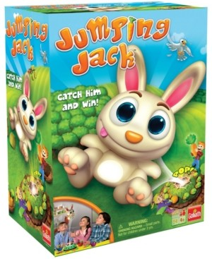 Goliath Games Jumping Jack Game