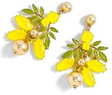 J.Crew Women's Lemon Tree Earrings