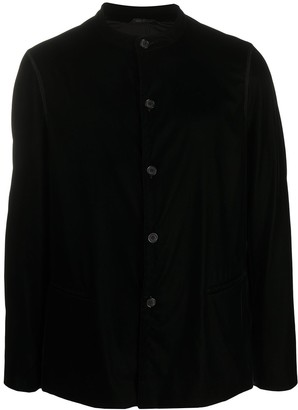 Giorgio Armani Button-Down Jacket