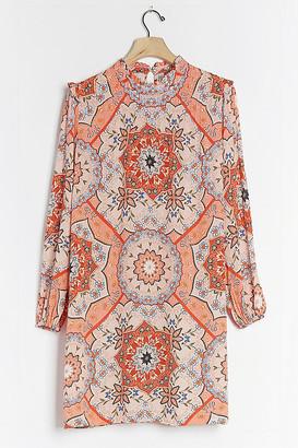 Melody Tunic Dress By Kachel in Orange Size 10