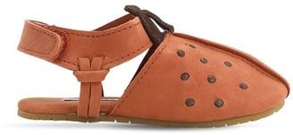 Donsje Leather Ladybird Sandals
