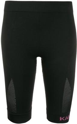 Karl Lagerfeld Paris R.St-Guillaume seamless shorts