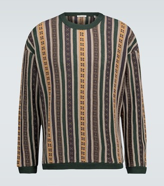 Our Legacy Sonar crewneck sweater