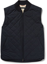 Loro Piana - Horsey Quilted Storm System® Gilet