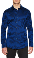 Robert Graham Go Long Woven Sportshirt