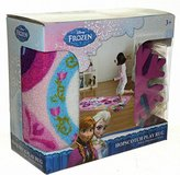 Disney Frozen Hopscotch Play Rug with Snowflake Markers