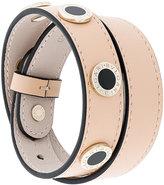 Bulgari studded bracelet