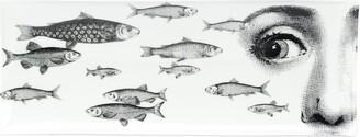Fornasetti Fish-Print Serving Dish (392mm)