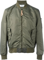 Closed arm pocket bomber jacket - men - Nylon - S