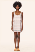 Mara Hoffman Overlay Mini Dress