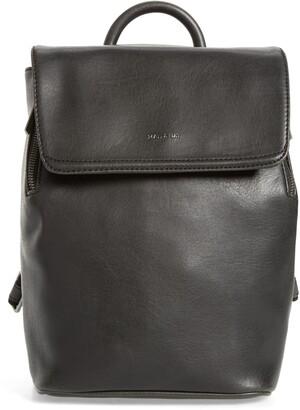 Matt & Nat Mini Fabi Faux Leather Backpack