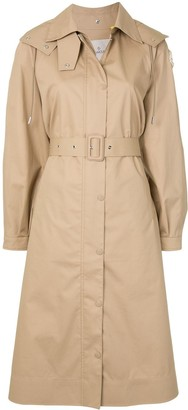 Moncler Seline trench coat