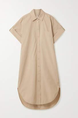 Lee Mathews + Net Sustain Cotton-poplin Dress
