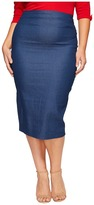 Unique Vintage Plus Size Pencil Skirt Women's Skirt