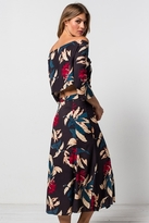 Tularosa Francesca Skirt in Tropical Floral