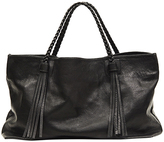 """Moses Nadel Leather Tote """"East End"""""""