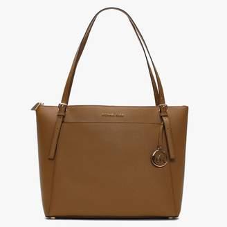 Michael Kors Large Voyager East West Acorn Saffiano Leather Tote Bag