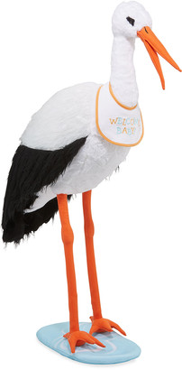 Melissa & Doug Lifelike Plush Stork