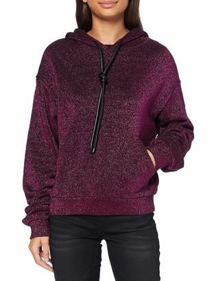 Replay Women's W3552 .000.22672 Hooded Sweatshirt