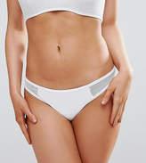 Asos FULLER BUST Exclusive Fishnet Bikini Bottom