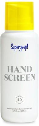 Supergoop! Hand Screen Broad Spectrum Sunscreen SPF 40
