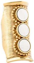 Chloé Textured Mirror Ring