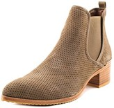 Donald J Pliner Diaz-ol Women Pointed Toe Suede Ankle Boot.