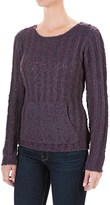 Royal Robbins Poppy Sweater - Popcorn Yarn (For Women)