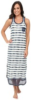 Jane & Bleecker French Terry Tank Gown