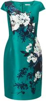 Jacques Vert Petite Printed Shantung Dress