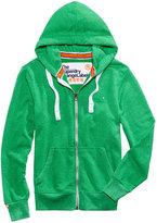 Superdry Men's Orange Label Full-Zip Hoodie