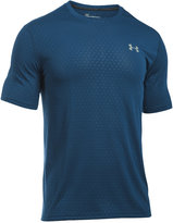Under Armour Men's Threadborne Siro Embossed T-Shirt