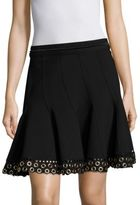Elie Tahari Christina Flared Skirt